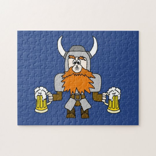 Beer Drinking Problems Jigsaw Puzzle