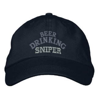 Beer Drinking Sniper Hat