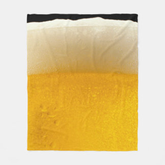 Beer Fleece Blanket