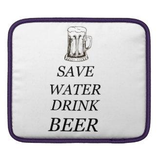 Beer Food Drink iPad Sleeve