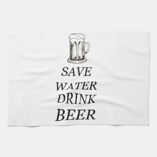 Beer Food Drink Kitchen Towel