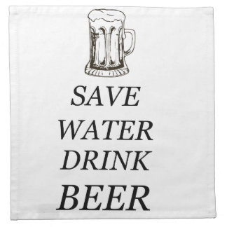 Beer Food Drink Napkin
