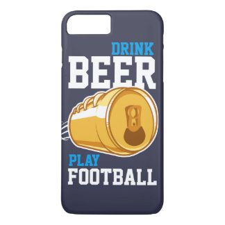Beer & Football Case-Mate iPhone Case