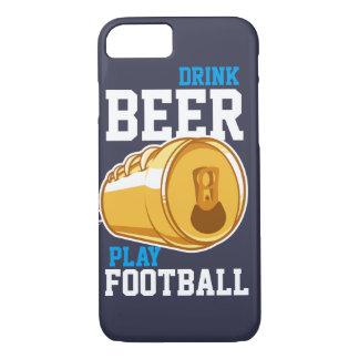 Beer & Football iPhone 7 Case