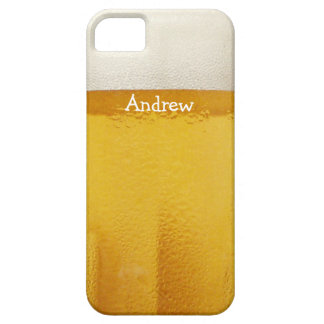 Beer Glass Customizable iPhone 5 Case
