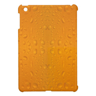 Beer glass macro pattern 8868 iPad mini cases