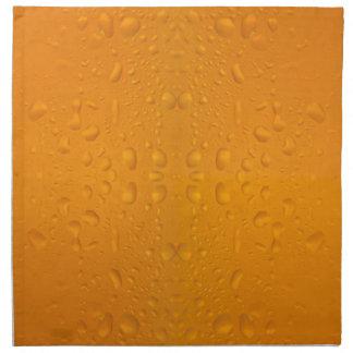 Beer glass macro pattern 8868 napkin
