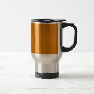 Beer glass macro pattern 8868 travel mug