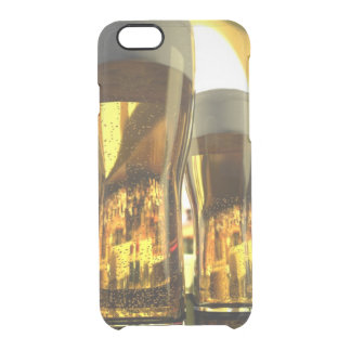 Beer handle iPhone case clearing