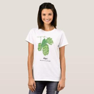 Beer Hop Flower Shirt