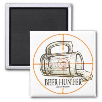Beer Hunter Magnet