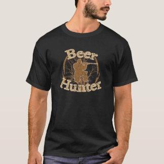 Beer Hunter Mens Dark T-Shirt