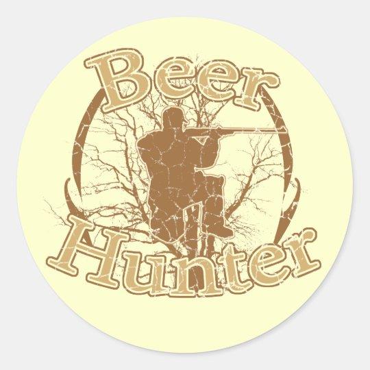Beer Hunter Stickers