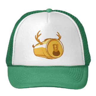 Beer& Hunting, The Beerhunter Trucker Hat