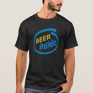 Beer Inside T-Shirt