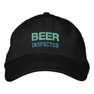 BEER INSPECTOR cap (multi-color)