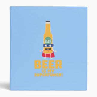 Beer is my superpower Zync7 Binders