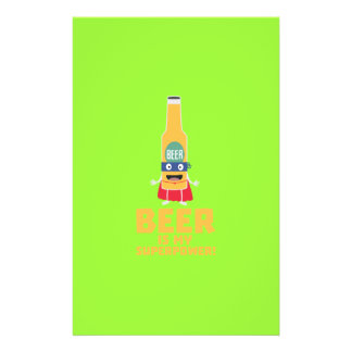 Beer is my superpower Zync7 Flyer