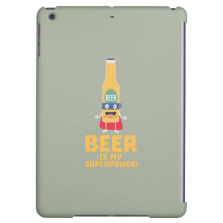 Beer is my superpower Zync7 iPad Air Covers