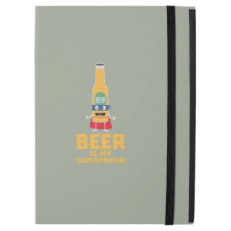 "Beer is my superpower Zync7 iPad Pro 12.9"" Case"