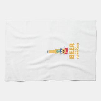 Beer is my superpower Zync7 Kitchen Towel