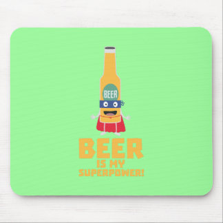 Beer is my superpower Zync7 Mouse Pad