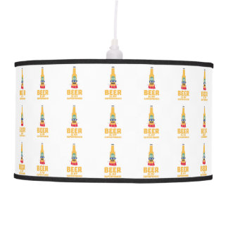 Beer is my superpower Zync7 Pendant Lamp