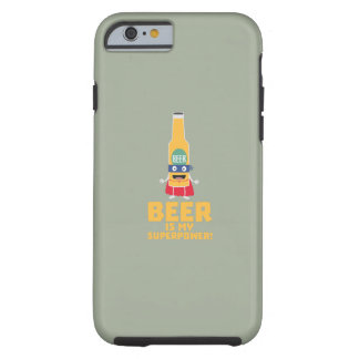 Beer is my superpower Zync7 Tough iPhone 6 Case