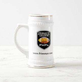 Beer jug beer stein