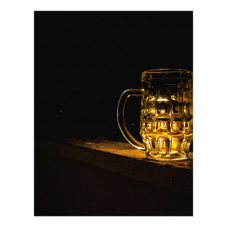 beer letterhead