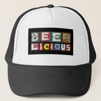 Beer-Licious Trucker Hat