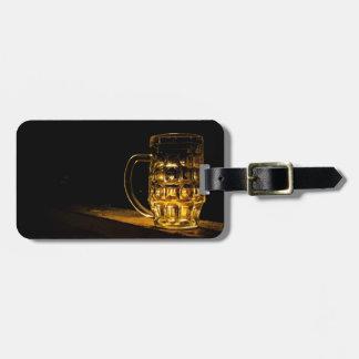 Beer... Luggage Tag