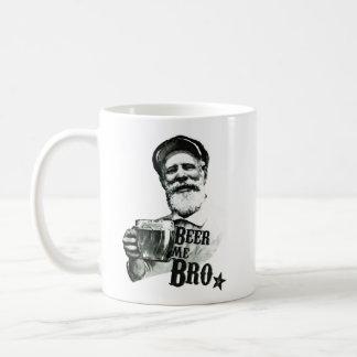 Beer me Bro Classic White Coffee Mug