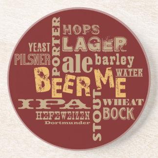 Beer Me Coaster