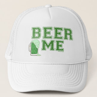 Beer Me Green Beer Trucker Hat