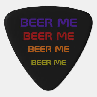 BEER ME GUITAR PICK