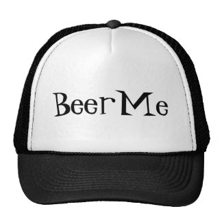 Beer Me Trucker Hat