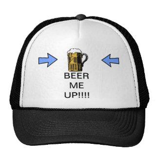 Beer me up trucker hat