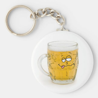 beer monster keychain
