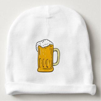 Beer Mug Drawing Baby Beanie