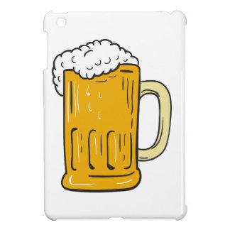Beer Mug Drawing iPad Mini Case