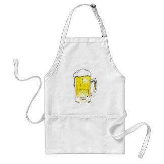 Beer Mug Pub-Style Apron