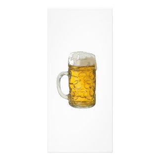 Beer Mug Rack Cards