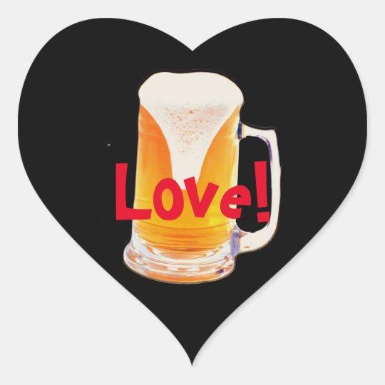 Beer Mug Sticker