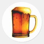 Beer Mug Stickers