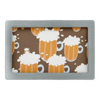 Beer Mugs Belt Buckles