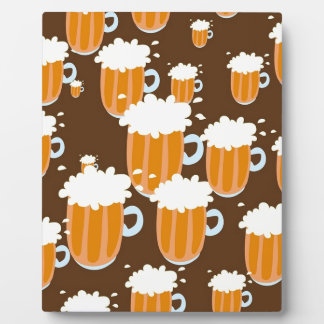 Beer Mugs Plaque