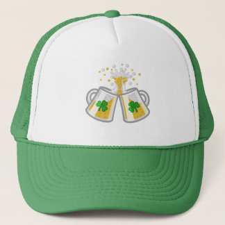 Beer Mugs Trucker Hat