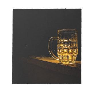 Beer... Notepad