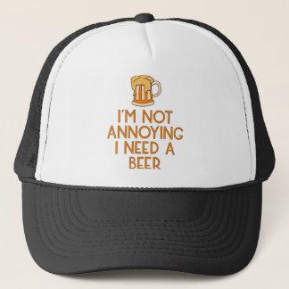 Beer party Octoberfest drinking festival beer jug Trucker Hat